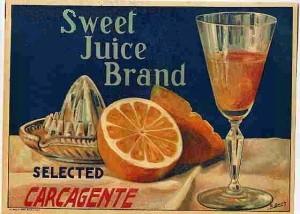 naranja - carcaixent